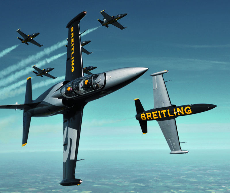 Breitling Jet Team coming to Bournemouth