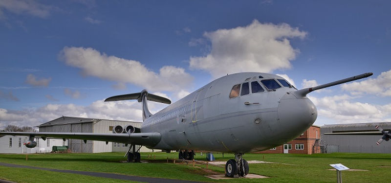 RAF Museum Cosford VC10