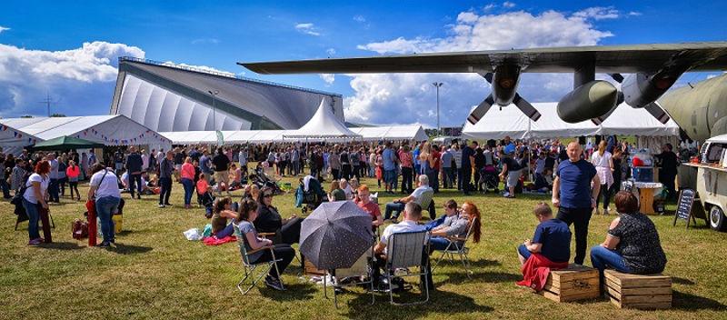 RAF Cosford Food Festival