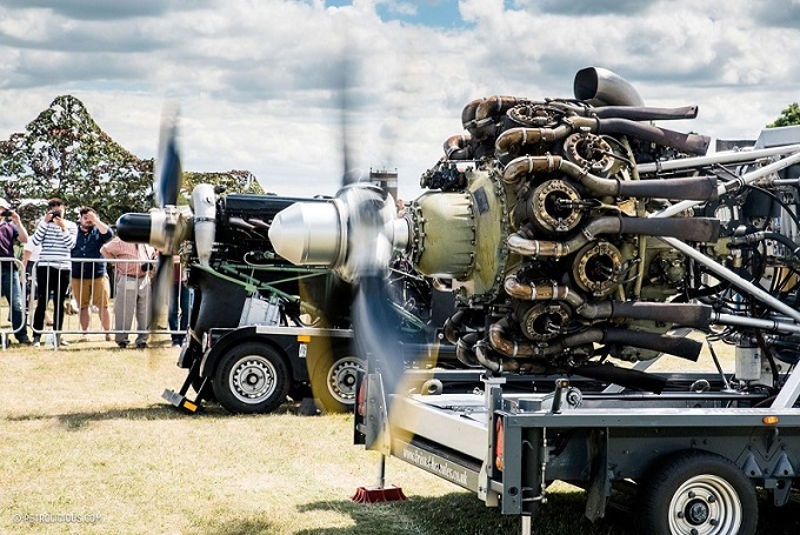 Merlin and Herc Engine