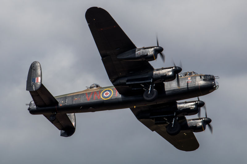 Lancaster at Wings & Wheels