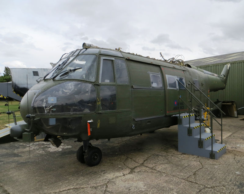 Puma at Newark Air Museum