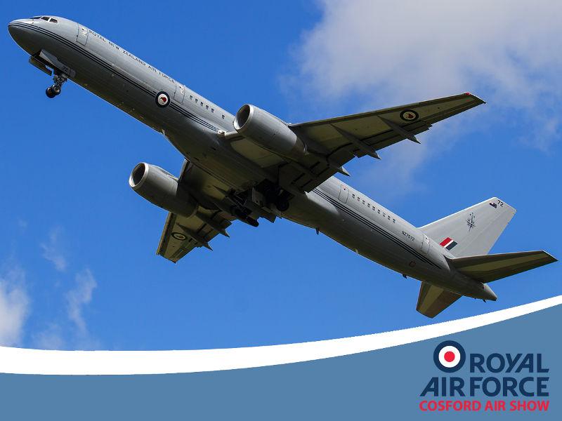Royal New Zealand Air Force B757