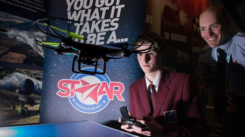 STAAR Drone Activity