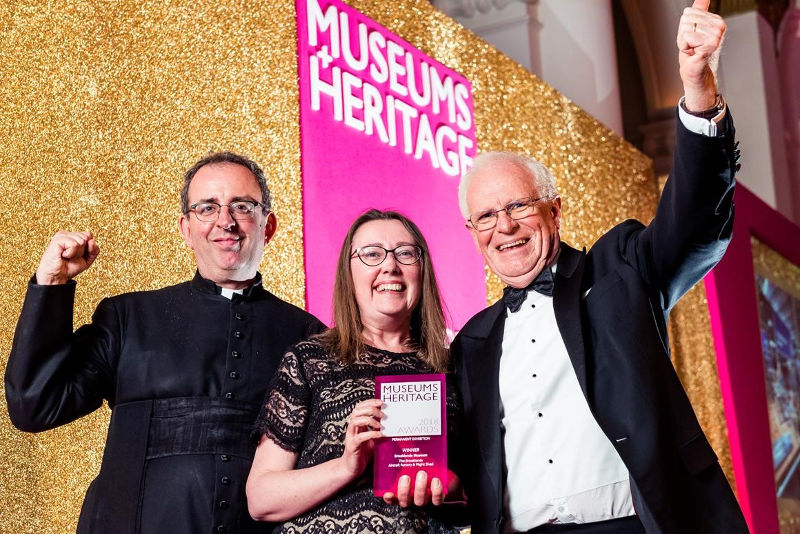 Brooklands Museum wins coveted award
