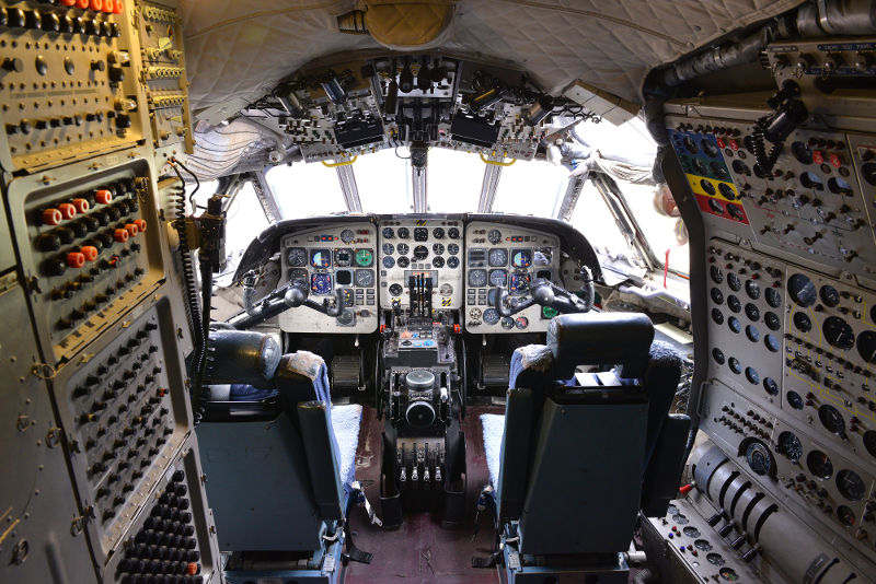 Nimrod Tours at RAF Museum Cosford