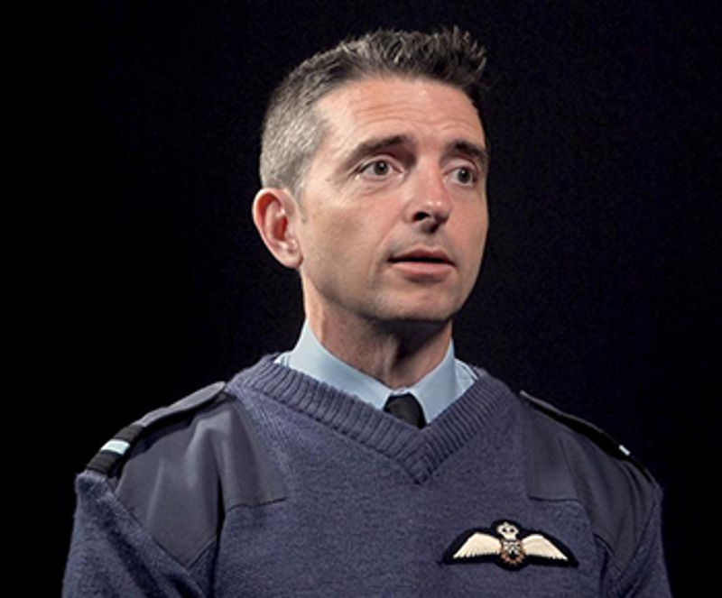 Air Commodore Paul Godfrey