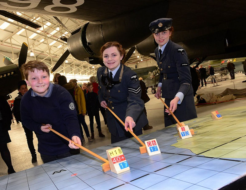 Armed Forces Weekend at RAF Museum Cosford