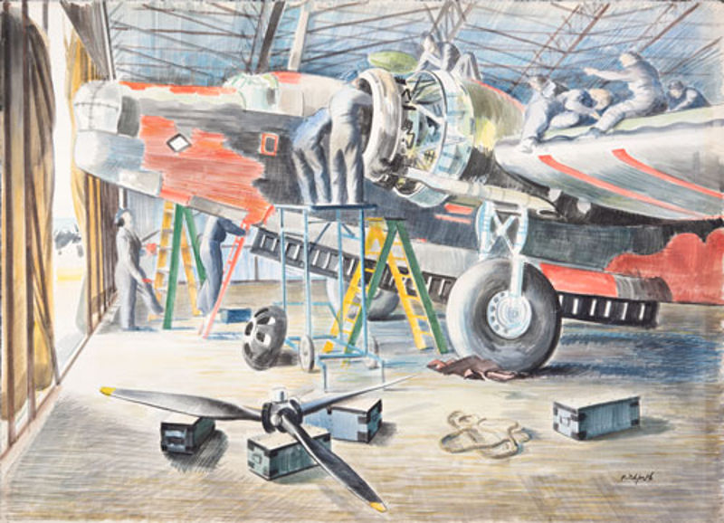 Battle of Britain Artwork