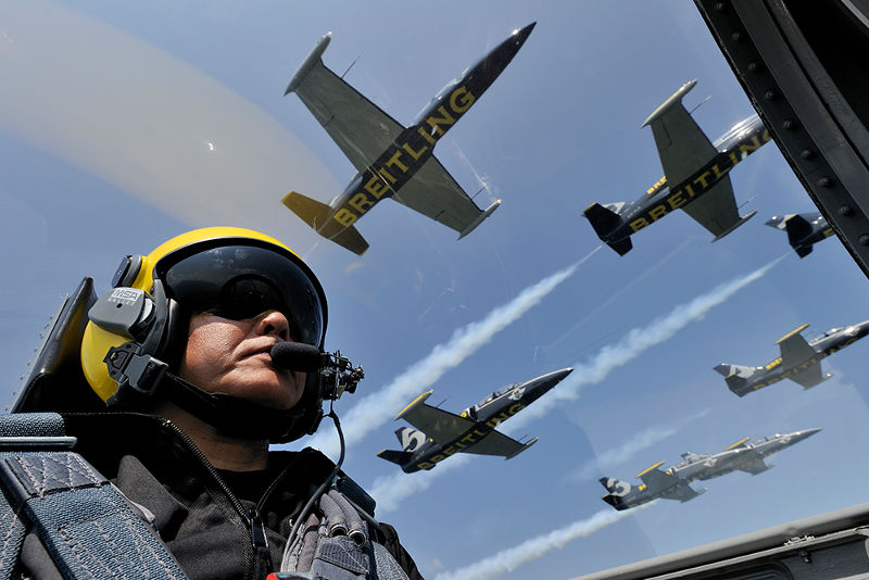 Breitling Jet Display Team