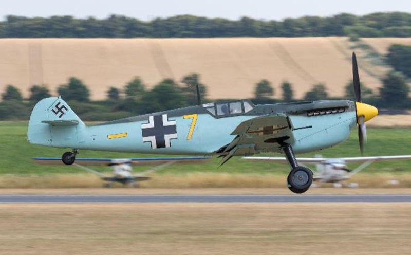 Buchon at Duxford