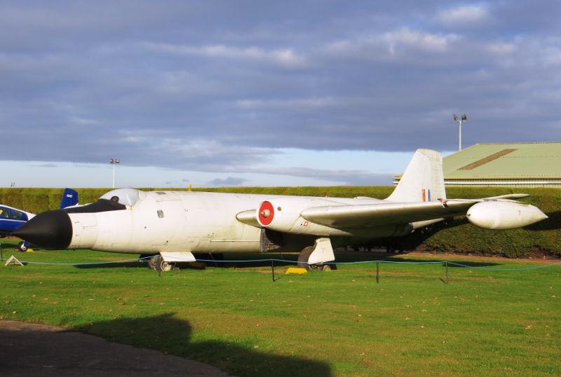 Canberra saturday at Newark Air Museum