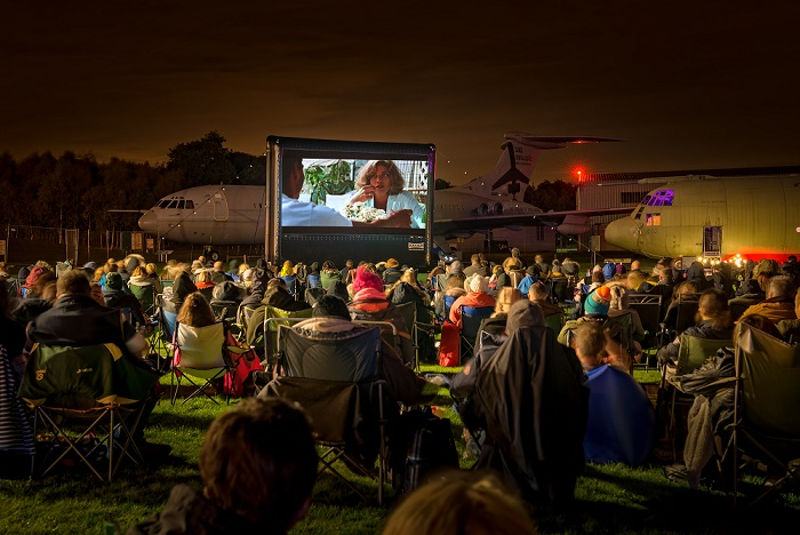 Cosford Outdoor Cinema