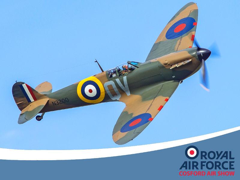 RAF Museum Cosford Air Show