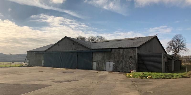 Aerospace Bristol Hangar