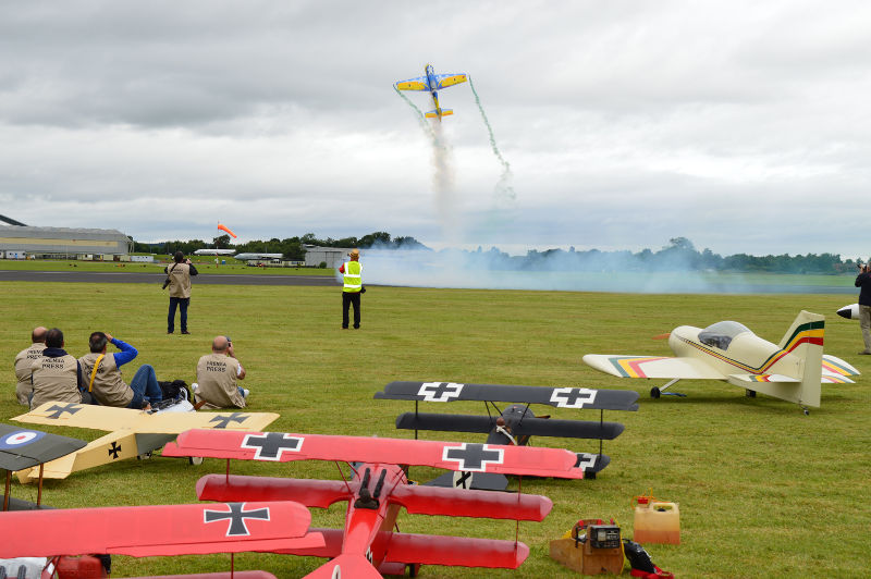 Model Aircraft Rally at Cosford