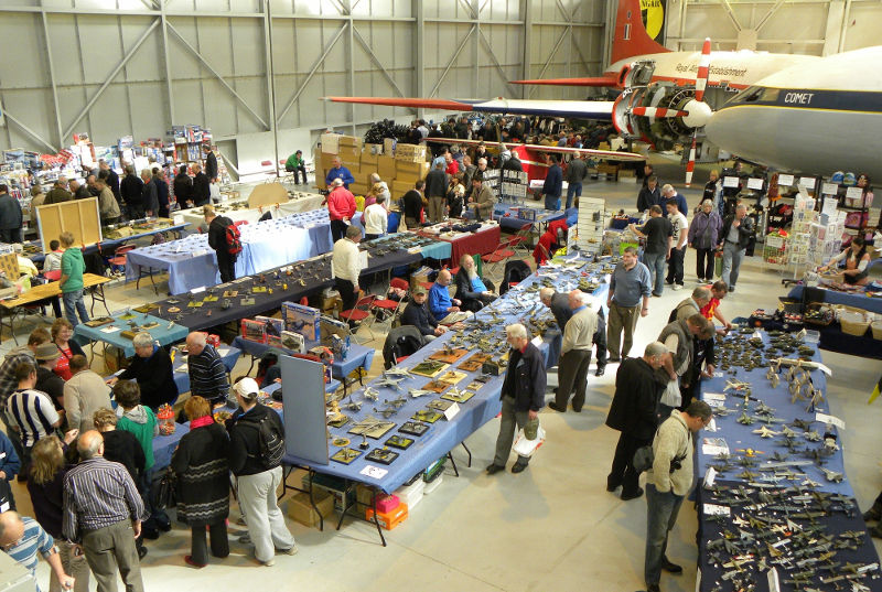 Model Show at RAF Museum Cosford
