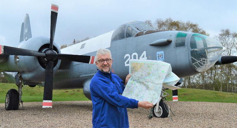 RAF Museum Trustee Nick Sanders