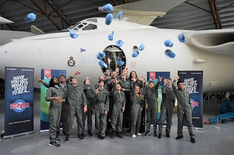 STAAR Graduation at RAF Museum Cosford