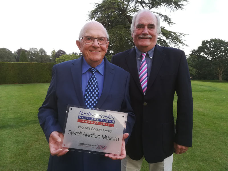 Sywell Heritage Award