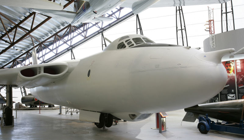 Valiant at RAF Museum Cosford