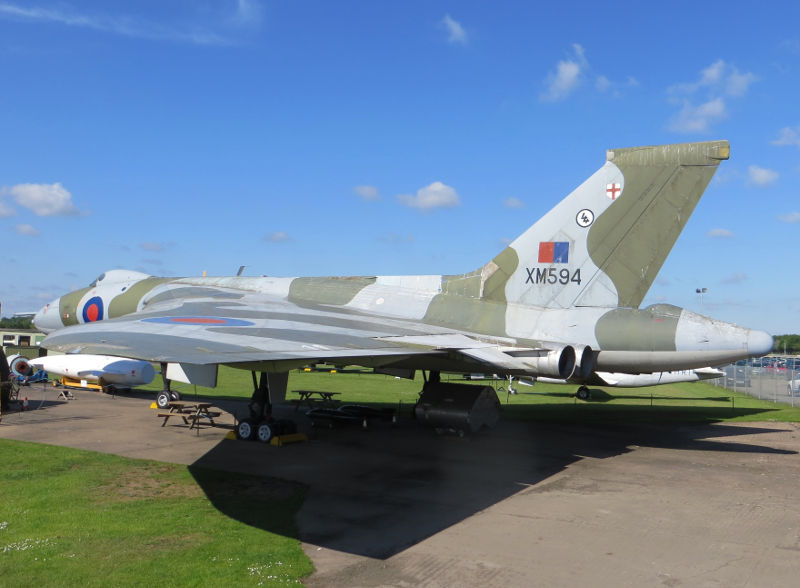 Vulcan XM594
