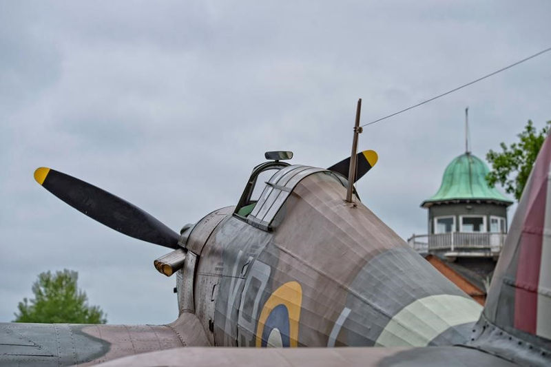 Brooklands Hurricane