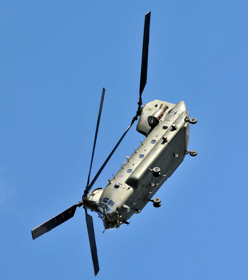 Chinook at Wings and Wheels