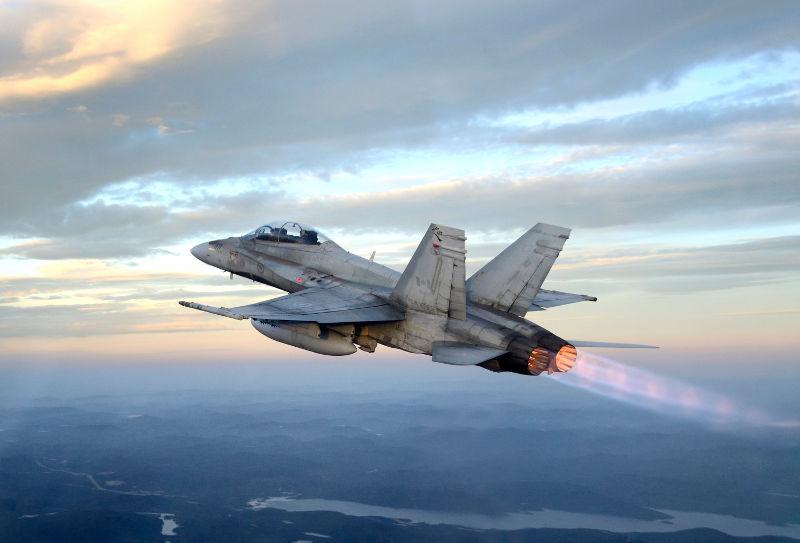Canadian Hornet