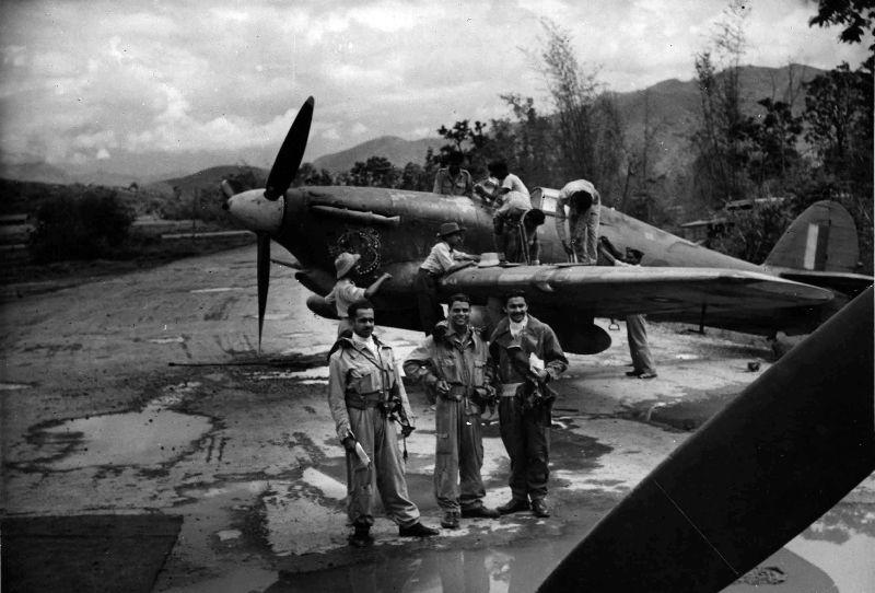 Indian Air Force pilots