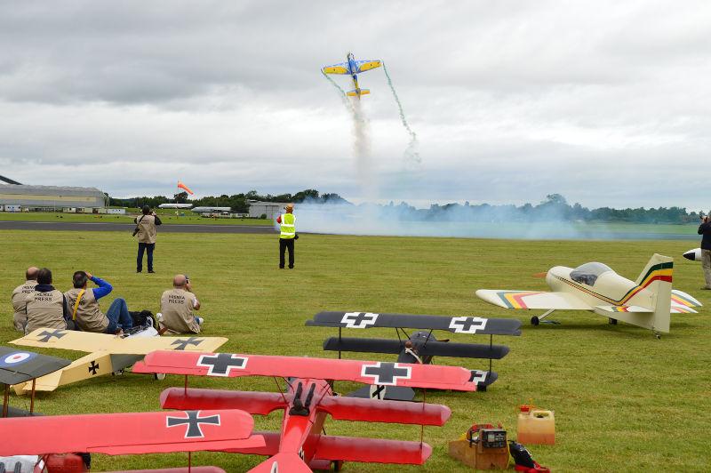 Model Aircraft Rally