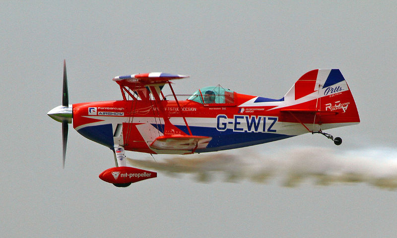 Pitts Special at Yeovilton