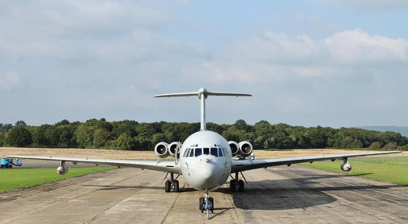 Brooklands VC10
