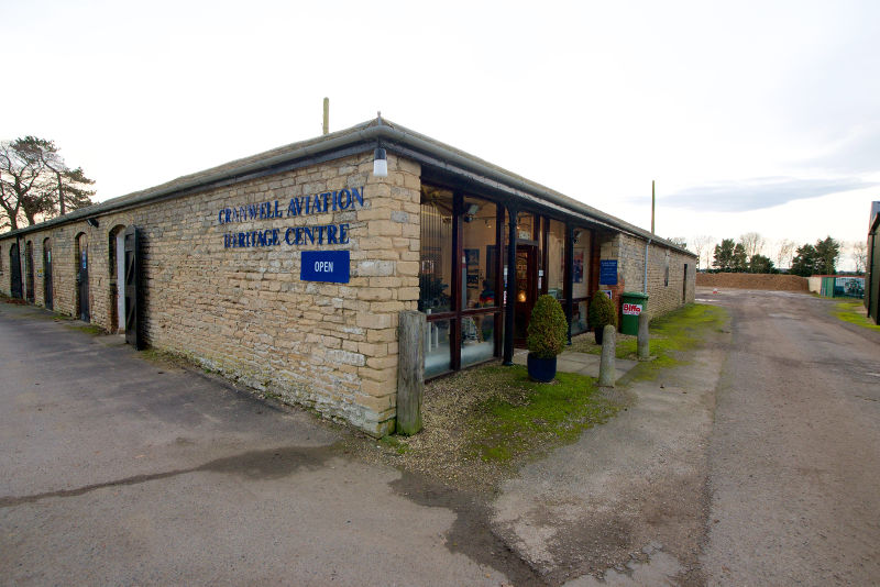 Cranwell Aviation Heritage Museum