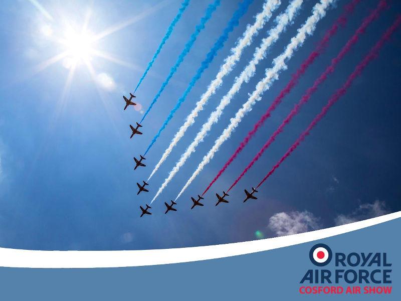 RAF Cosford Air Show Postponed
