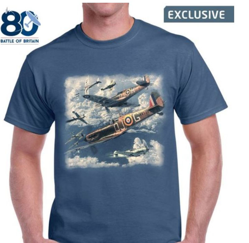 RAF Museum Battle of Britain T-Shirt