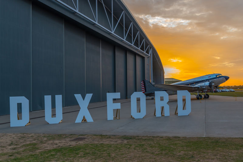 IWM Duxford re-opening