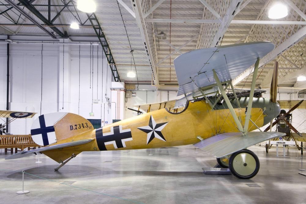 RAF Museum Albatross