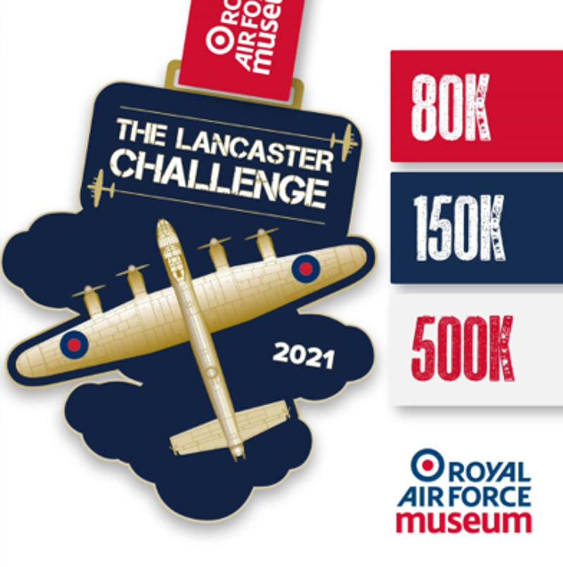 Lancaster Challengre Medal