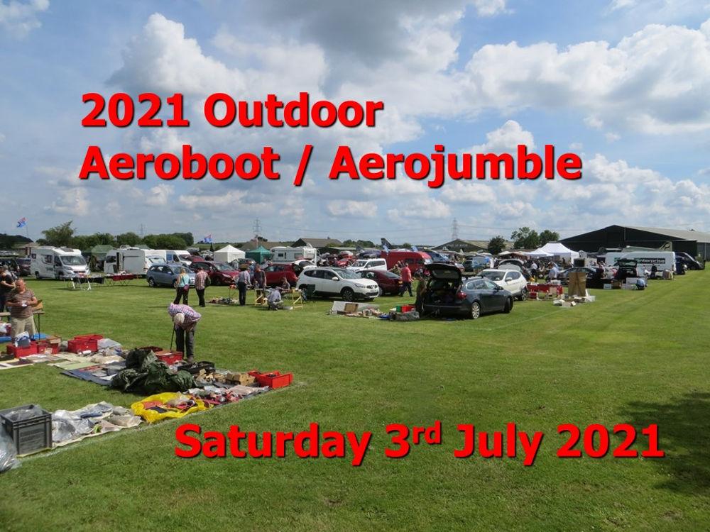 Newark Aeroboot 2021
