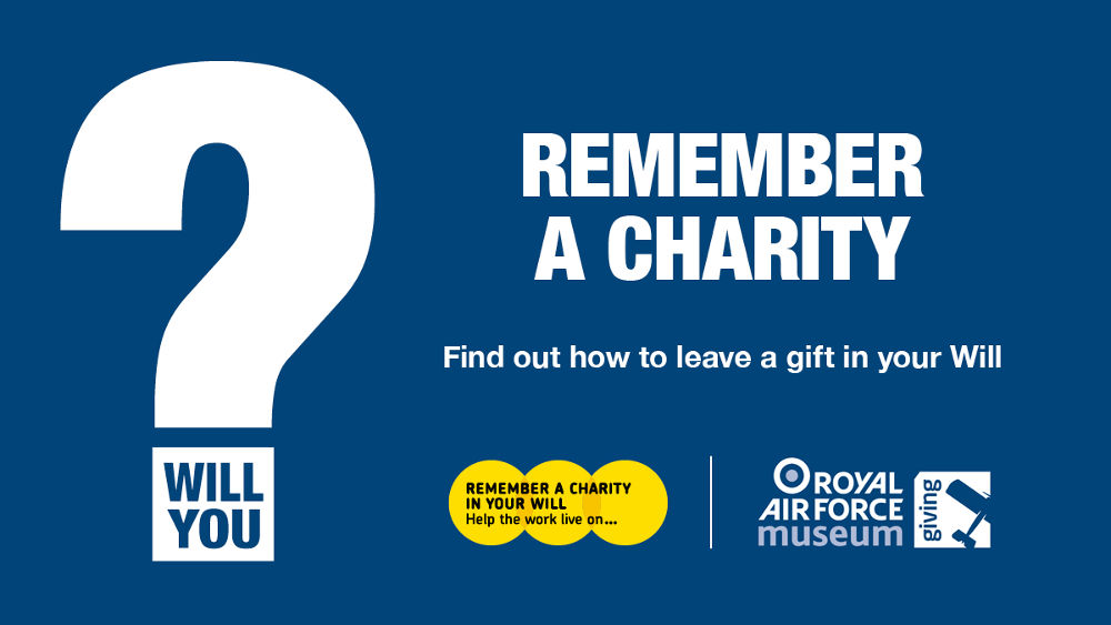 RAF Museum - Remember a Charity 2021