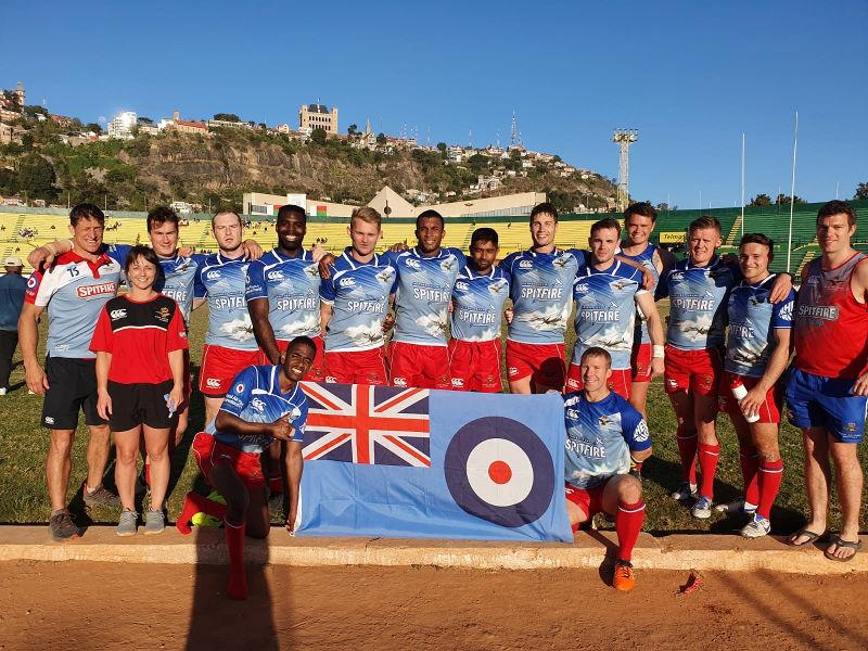 RAF Rugby 7's