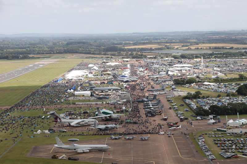 RIAT 2021 Cancelled