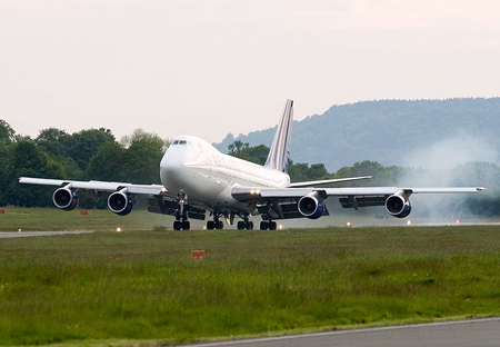Dunsfold Boeing 747