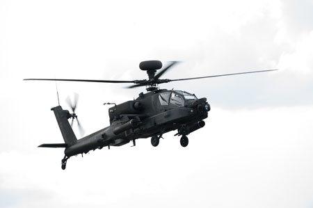 Apache Dunsfold Wings & Wheels