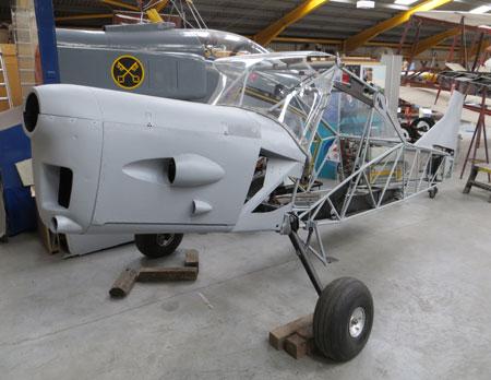 Auster Newark Air Museum
