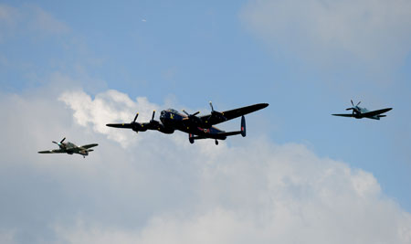 BBMF Wings & Wheels