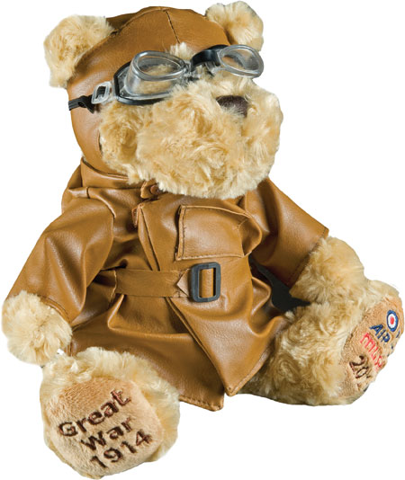 RAF Museum Teddy Bear