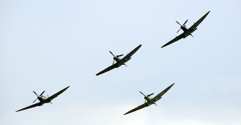Battle of Britain Airshow Duxford