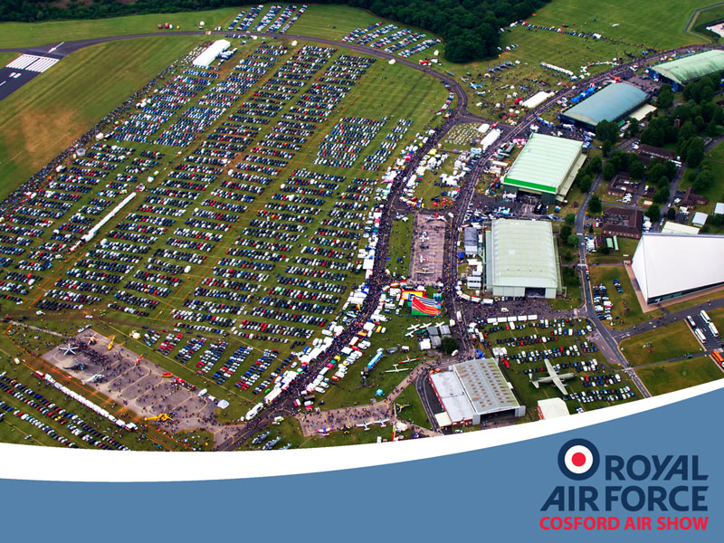 Cosford Overview by Peter Reoch